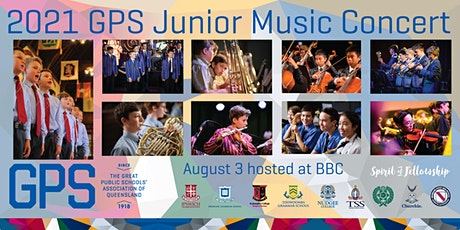 2021 GPS Music Day of Excellence (Yr 5-7) tickets