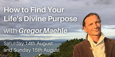 Weekend Workshop and Led Asana with Gregor Maehle tickets