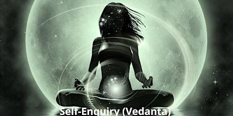 Self-Enquiry Practice (Vedanta) tickets