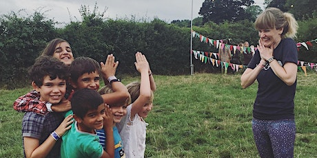 Summer Yoga & Crafts Camp (7-11 years) tickets