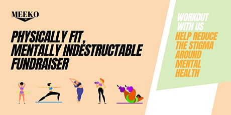 Physically Fit, Mentally Indestructible Fundraiser - Zumba tickets