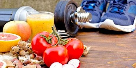 Conférence Alimentation et Activité physique billets