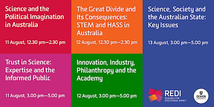 Science, Society and the Australian State: A Crisis in the Making? image