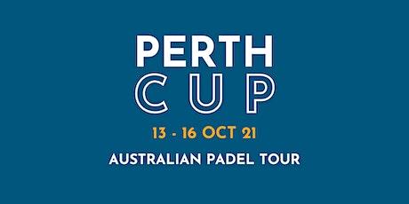 PERTH CUP - AUSTRALIAN PADEL TOUR tickets