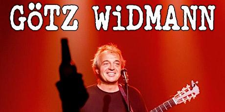 Götz Widmann - Spass Tour Tickets