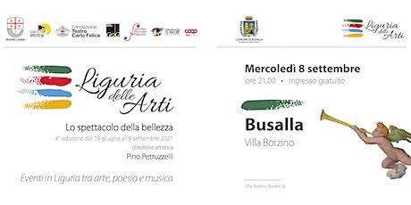 Liguria delle Arti - Lo spettacolo della bellezza a Villa Borzino biglietti