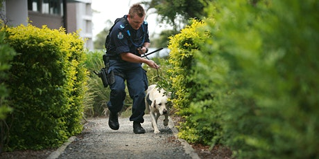 SUNDAY LECTURE SERIES: Behind the Scenes of the Police Dog Squad tickets