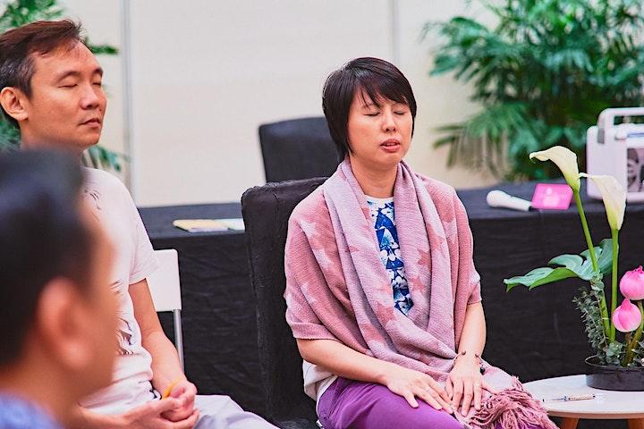 Soul Good: Fullmoon Healing Meditation (July - Heart Chakra) image