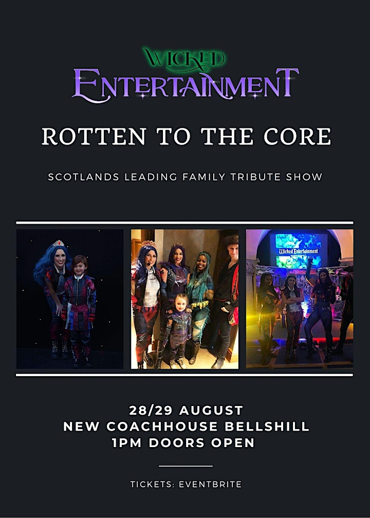 Rotten To The  Core image
