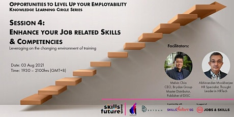 Opportunities to Level Up your Employability Masterclass Session 4 tickets