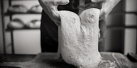 Basis cursus brood bakken met desem tickets