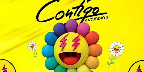 CONTIGO SATURDAYS @ THE BOURBON ROOM HOLLYWOOD / REGGAETON - LADIES FREE tickets