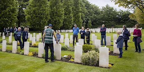 CWGC Tours - Stonefall Cemetery, Harrogate tickets