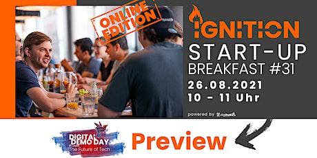 Ignition Start-up Breakfast #31 Tickets