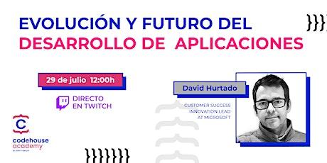 Evolución y futuro del desarrollo de aplicaciones entradas