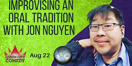 Improvising an Oral Tradition with Jon Nguyen tickets