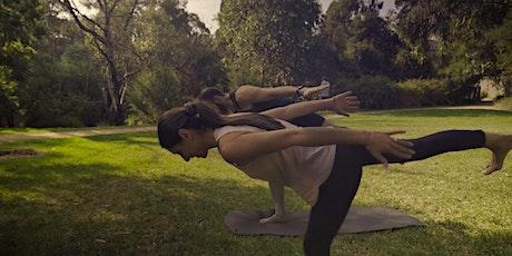 Online yoga Melbourne tickets