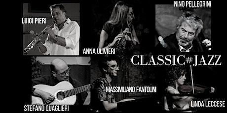 Classic#Jazz biglietti