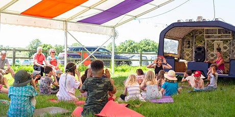 Stay and Play Yoga (3-6 years ) tickets