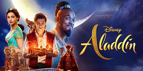 National Soup Month Fundraiser - Aladdin tickets
