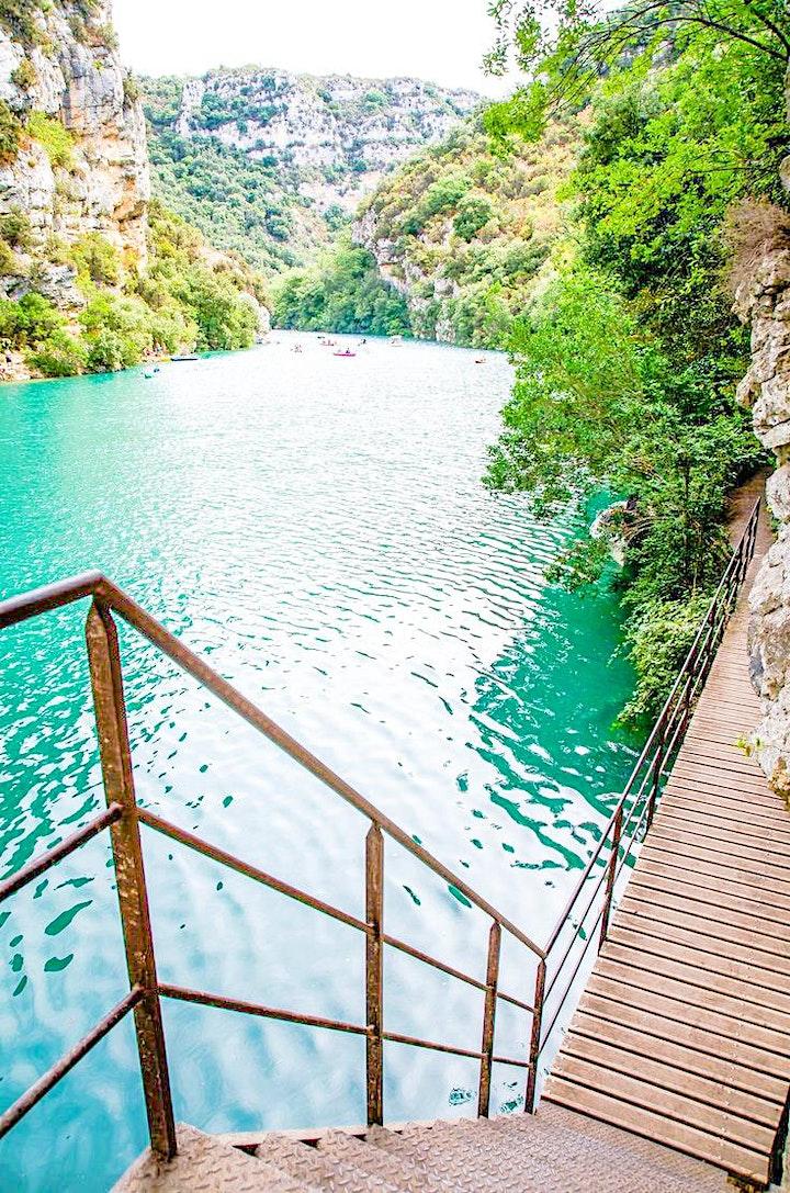 Image pour Randonnée dans les basses Gorges du Verdon (avec guide)