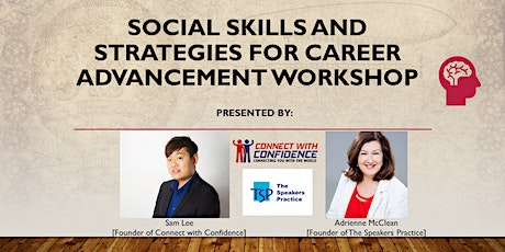 Copy of Social skills and Strategies for Career Advancement tickets