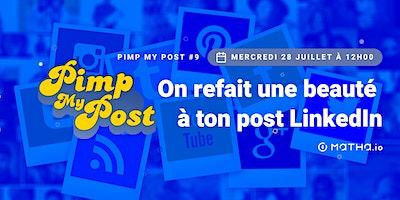 Pimp My Post#9 avec Matha.io