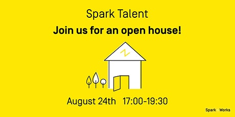 Open House for Spark Talents Tickets