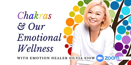 Chakras And Our Emotional Wellness tickets