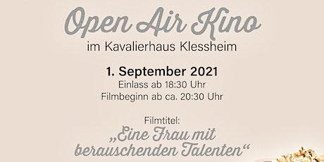 Kavalierhaus - Open Air Kino & Picknick Tickets