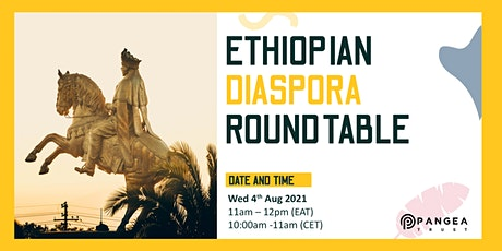 Ethiopia Diaspora Roundtable, Working to build a better Ethiopia, together tickets