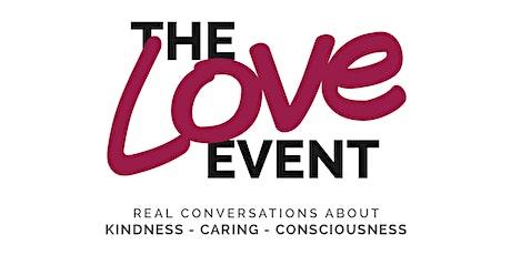 The Love Event Exhibit tickets