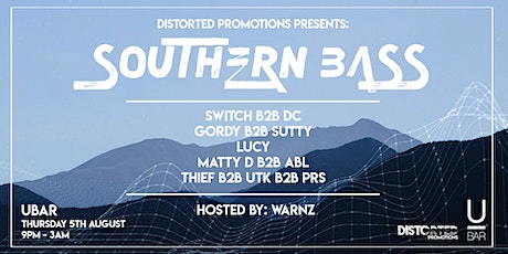 Distorted Promotions Presents: Southern Bass tickets