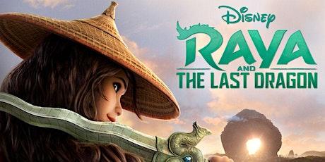 ANCOP DriveIn Movie Fundraiser - RAYA and the Last Dragon tickets