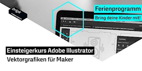 Ferienprogramm: Einsteigerkurs Adobe Illustrator Tickets
