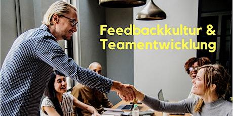 Online Impulsabend: Feedbackkultur und Teamentwicklung Tickets