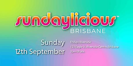 Sundaylicious Brisbane - September 12 tickets