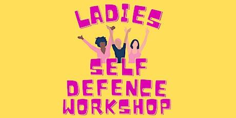 Ladies Self-Defence Workshop tickets