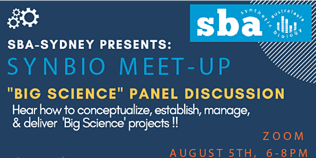 'Big Science' panel discussion - Funding and Collaborations tickets