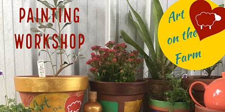 Painted Pots and Plants tickets
