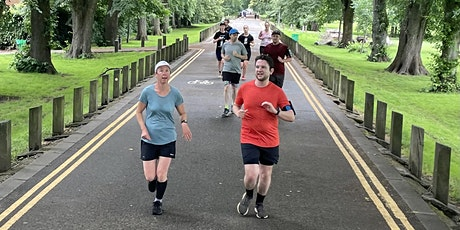 Foxy Five - Weekly Sunday Run - view to see all live events tickets