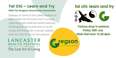 Tai Chi: Learn and Try - Lancaster Health Festival tickets