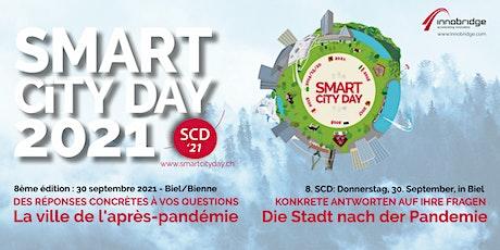 Smart City Day #8 - 30.09.2021, Biel/Bienne billets
