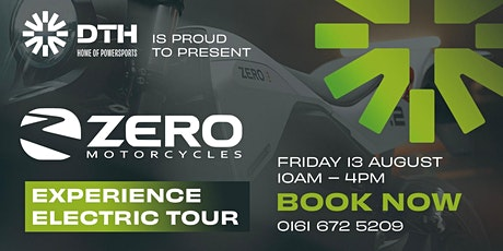 Drop the Hammer presents: Zero Experience Electric Tour - Manchester tickets