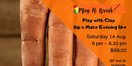 Introduction to Clay Evening 16+ tickets