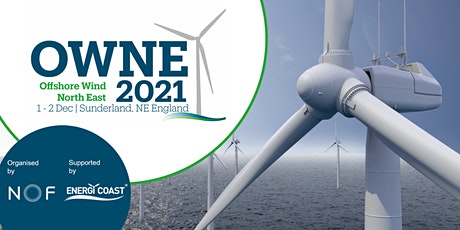 Offshore Wind North East 2021 (OWNE) tickets