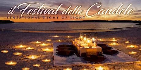 Festival delle candele in riva al mare biglietti