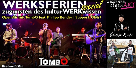 Werksferien special mit TombO Tickets
