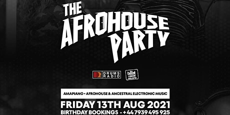 The Afrohouse Party | UV Glow Party tickets