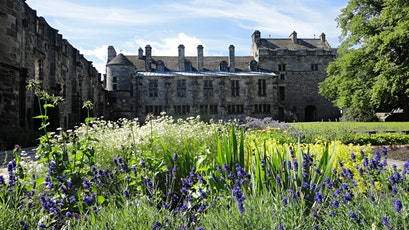 Advance booking: Falkland Palace and garden tickets